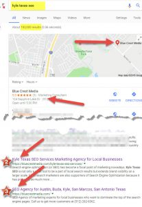 Kyle Texas SEO Marketing